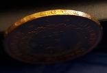 20 франков 1877 год, Франция, золото 6,45 грамм 900, фото №8