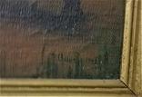 Картина, жанровая сцена .Праздник .подпись .115х75 см, фото №7
