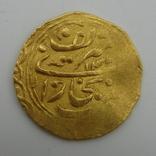 1 Тилля 1324 год Хиджры Бухарский Эмират - 1906 год РХ, фото №2