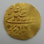 1 Тилля 1324 год Хиджры Бухарский Эмират - 1906 год РХ, фото №3