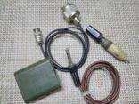 Разъемы, штекеры, футляр для батареек, фото №2