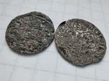 Дводенарій 1520 + бонус солід, фото №5