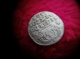 Коронный грош 1623 года. Сигизмунд ІІІ Ваза, фото №3