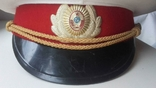 Фуражка парадная белая милицейская МВД СССР, фото №4