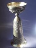 Ваза, серебро, 213 грамм, Индия, фото №5