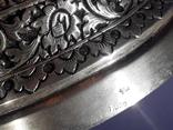 Ваза, серебро, 213 грамм, Индия, фото №8