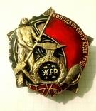 Орден Трудового Червоного Прапора УСРР ( Копия)., фото №8