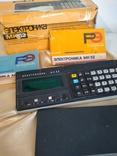 Электроника МК 52, коробка , руководство по эксплуатации, фото №2
