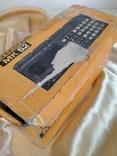 Электроника МК 52, коробка , руководство по эксплуатации, фото №3