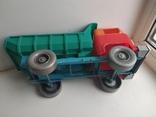 Машинка грузовик Стрела. СССР., фото №5