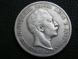 5 марок 1902 А Пруссия, фото №4