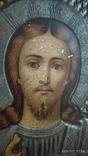 Икона Спасителя  18см на 22см, фото №3