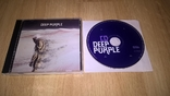 Deep Purple  (Whoosh) 2020. (CD) Диск. Буклет 12 Страниц. Europe. S/S., фото №2
