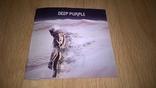 Deep Purple  (Whoosh) 2020. (CD) Диск. Буклет 12 Страниц. Europe. S/S., фото №7