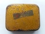 Коробочка от немецких таблеток периода Второй Мировой войны Risinetten, фото №4