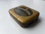 Коробочка от немецких таблеток периода Второй Мировой войны Risinetten, фото №8