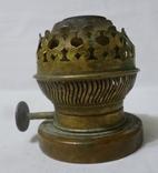 Старая горелка керосиновой лампы., фото №4