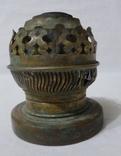Старая горелка керосиновой лампы., фото №5