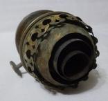 Старая горелка керосиновой лампы., фото №13