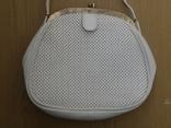 Белая сумочка, фото №3