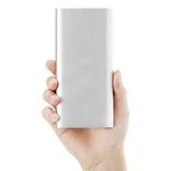 Повер банк Xiaomi 20800 mAh Аккумулятор СЕРЕБРО., фото №7