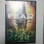 "Лицензионная игра для ПК ""FEAR"" на DVD, фото №2"