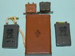 Конденсаторы разные с аппаратурой СССР, фото №3