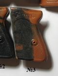 Вальтер РРК, накладка рукояти вар.2 двухцветная. №3. Копия, фото №2
