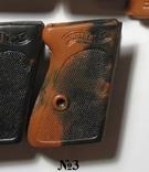 Вальтер РРК, накладка рукояти вар.2 двухцветная. №3. Копия, фото №3
