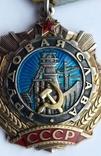 Орден Трудовой  Славы 2 ст.  41248, фото №4