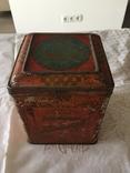 Царська коробка для чаю Кузнецовь (Якоря), фото №5