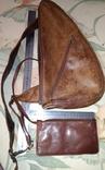 Рюкзак с пришитым кошельком, фото №2