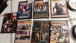 Коллекция ДВД фильмов + бонус 40 дисков с фильмами, фото №2