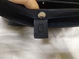 Сумочка из плотной кожи с плечевым ремешком. 24х15х7см, фото №11