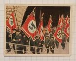 Нацистская Германия сигаретные вкладыши пять штук, фото №6