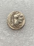 Республиканский денарий 105 г. до н. э., фото №3