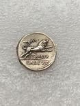 Республиканский денарий 105 г. до н. э., фото №6
