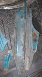 Запчасти по восход ковровец , подставка сидения, фото №2