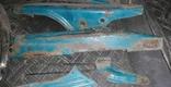 Запчасти по восход ковровец , подставка сидения, фото №3