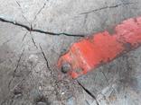 Крепление аккумулятора ява старушка, фото №6