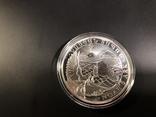 Монета Армении Ноев ковчег 500 драм 1 унция 2020год, фото №2