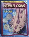 Монеты мира 1701 - 1800гг, фото №2