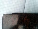 Бакелитовый солдатский портсигар, фото №8