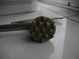 Молоток для отбивания мяса с топориком, фото №3
