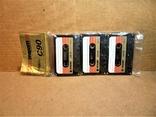 Аудиокассеты запечатанные 3 шт., фото №3