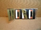 Аудиокассеты запечатанные 3 шт., фото №4