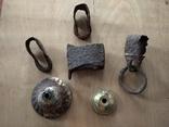 Бытовые изделия из металла, 6 шт., фото №2