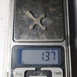 Крест кр серебро копия, фото №4