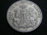 5 марок 1876 J Гамбург, фото №4
