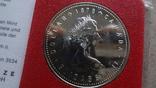 1 доллар 1978 Канада Олимпиада Сертификат серебро, фото №6